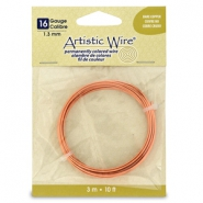 16 Gauge Artistic Wire cuivre