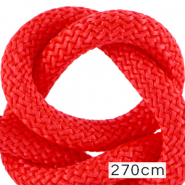 Cordelette style marin 10mm (270cm) Rouge vif