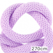 Cordelette style marin 10mm (270cm) Violet lilass